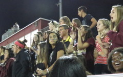 Varsity football defeats Rio Americano in Haunted Homecoming game