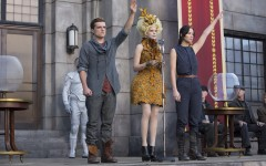 'Catching Fire' goes above and beyond expectations