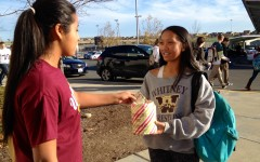 International Food and Cultures club raise money for typhoon destruction in Philippines