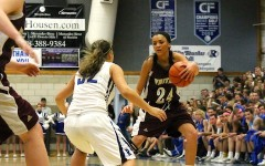 Girls' varsity basketball loses at Quarry Classic