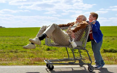 """Bad Grandpa"" induces laughter, quirky"