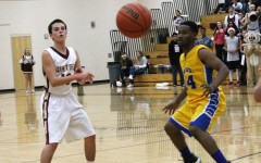 Ripple makes winning shot 50-49 in boys' varsity basketball game
