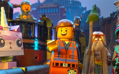'The Lego Movie' definitely not a brick