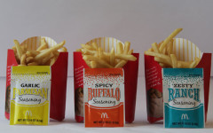 McDonald's adds new items to their menu