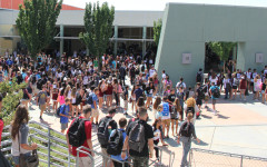 Freshmen react to the first day of their high school experience