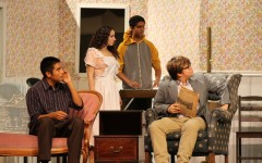 Theater cast begin tech rehearsals for the upcoming fall play