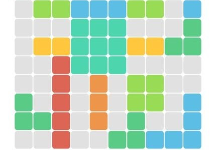 1010! is addicting, better version of Tetris