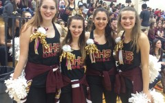 Senior dance team members reflect on Senior Night