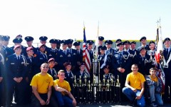 AFJROTC goes to Consumnes Oaks for Norcal Drill Meet