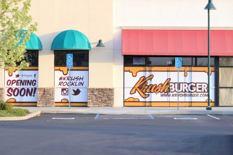 New Krush Burger set to open in Rocklin later this month