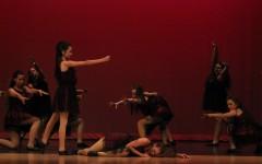 Dance I students prepare for annual showcase