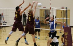 Boys' volleyball wins Division I semifinals, advances to finals