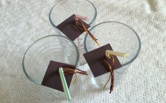 DIY graduation party decorations
