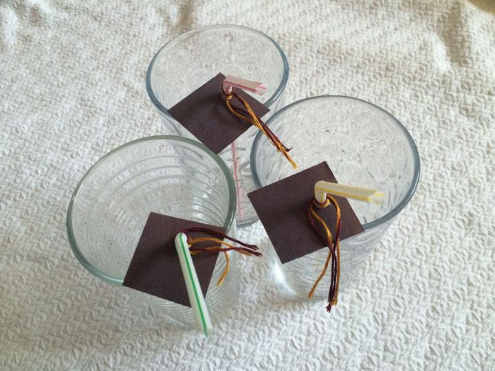 DIY graduation party decorations