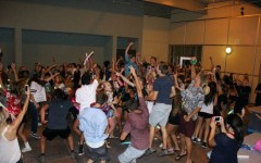 The back-to-school dance kicks off the new school year