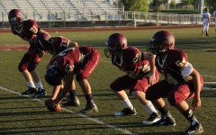 Maroon and Gold scrimmage showcases new head coach and players of 2015 season