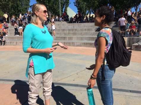 Students' face dress code as the school year continues