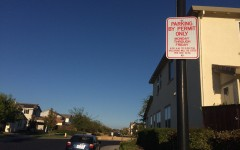 City of Rocklin issues parking permits to residents in nearby neighborhoods