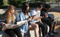 Journalism students pay tribute to National News Engagement Day