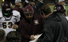 Varsity football team faces off against Del Oro in first-round playoffs