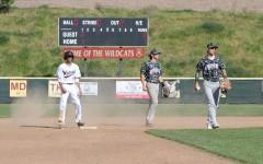 Varsity baseball beats Ponderosa 8-2