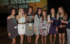 Whitney High Student Media receives two first-place awards at spring National High School Journalism Convention