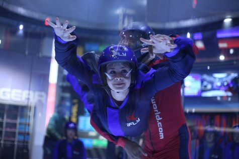 iFly Sacramento offers skydiving adrenaline rush without dangers of free falling