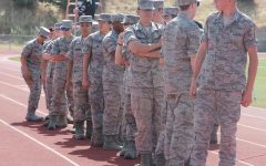 JROTC marches forward with strength, honor