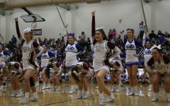 Janah DeLany recounts performing with Rocklin cheer team at Quarry Classic