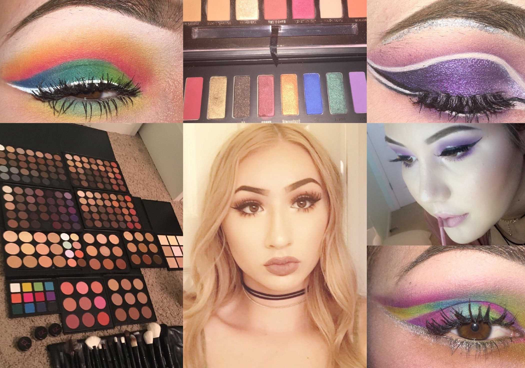 Thoughout, Roberts makeup journey she has been able to try many different styles and expand her collection.