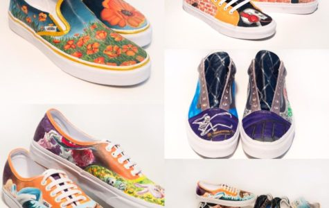 Art department enters Vans Custom Culture contest, chosen out of 3,000 high schools