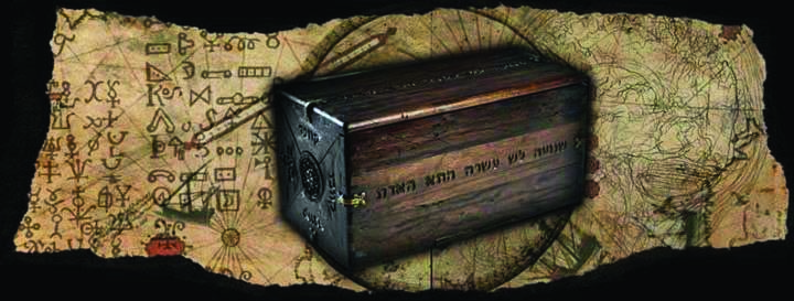 The Mystery Box featured in the Film