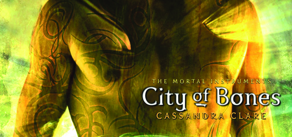 Photo from Cassandra Clare official website, used with permission under fair use