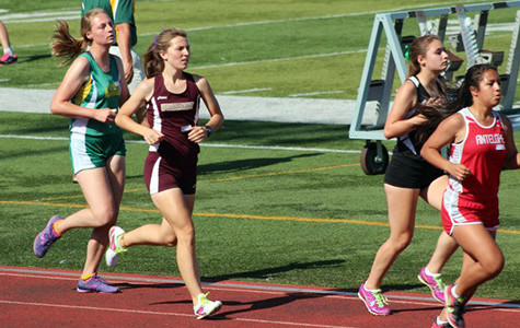 Track team remains undefeated in league
