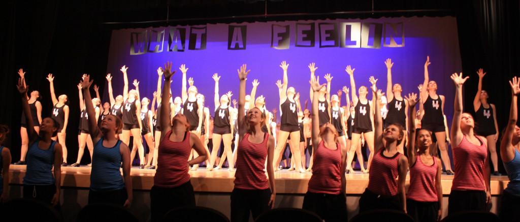 Dance program hosts fifth annual spring dance show