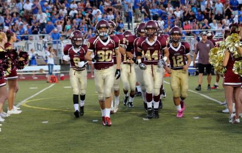Rocklin beats JV at fourth annual Quarry Bowl 14-7