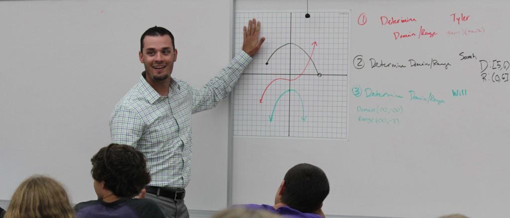 Anderson+teaching+his+Algebra+2+class.+Photo+by+Theresa+Kim.+Photo+taken+Aug+28%2C+2013