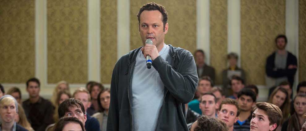 Vince Vaughn stars in 'Delivery Man'. Photo used with permission