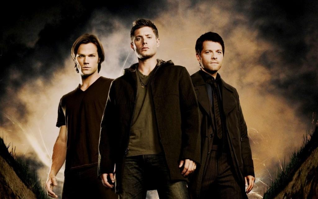 Supernatural Cover, used with permission.