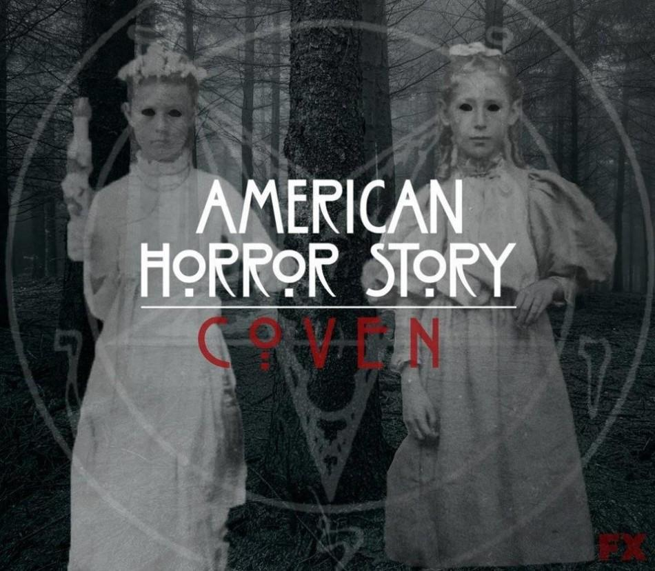 American Horror Story Coven cover used with permission.