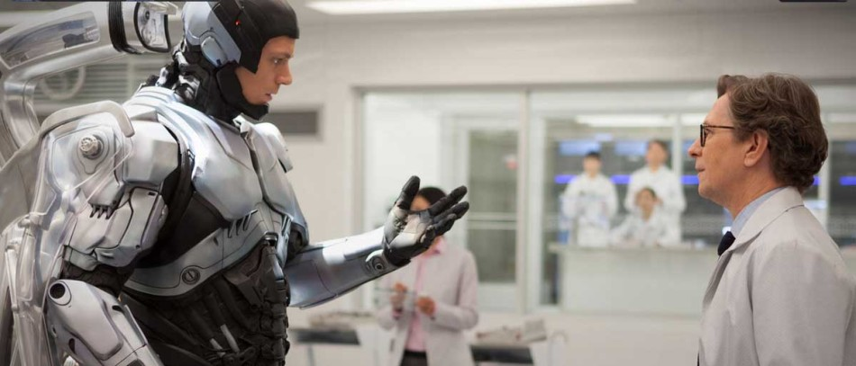'RoboCop' explores what it means to be truly human