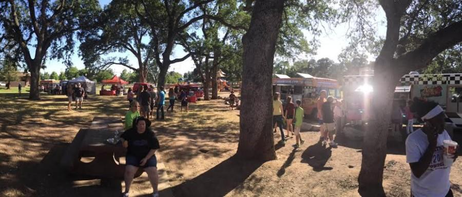 Rocklin's newest family activity, Food Truck Mania