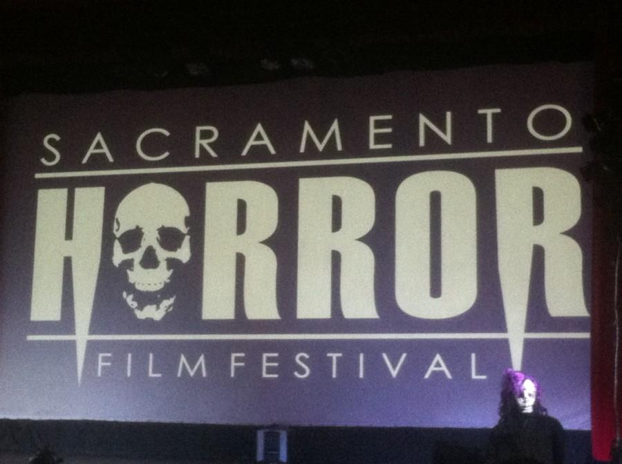 Sac Horror screen and logo