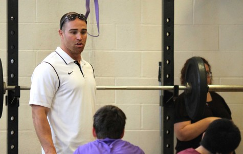 Weights teacher Mr. Peter Buck's contract not renewed, students react