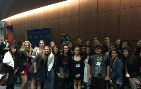 Theare students travel to Folsom to perform in the Lenaea Festival. Photo by Jim Reilly