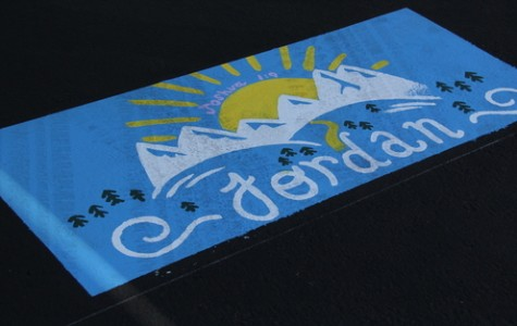 Seniors personalize their parking spots