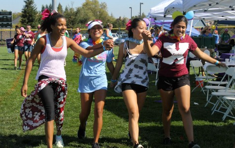 Dance, cheer teams raise money at Relay for Life