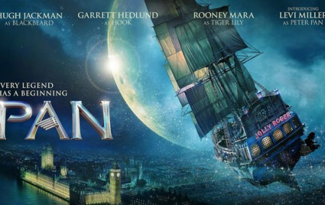 'Pan' is an hour-and-a-half shipwreck