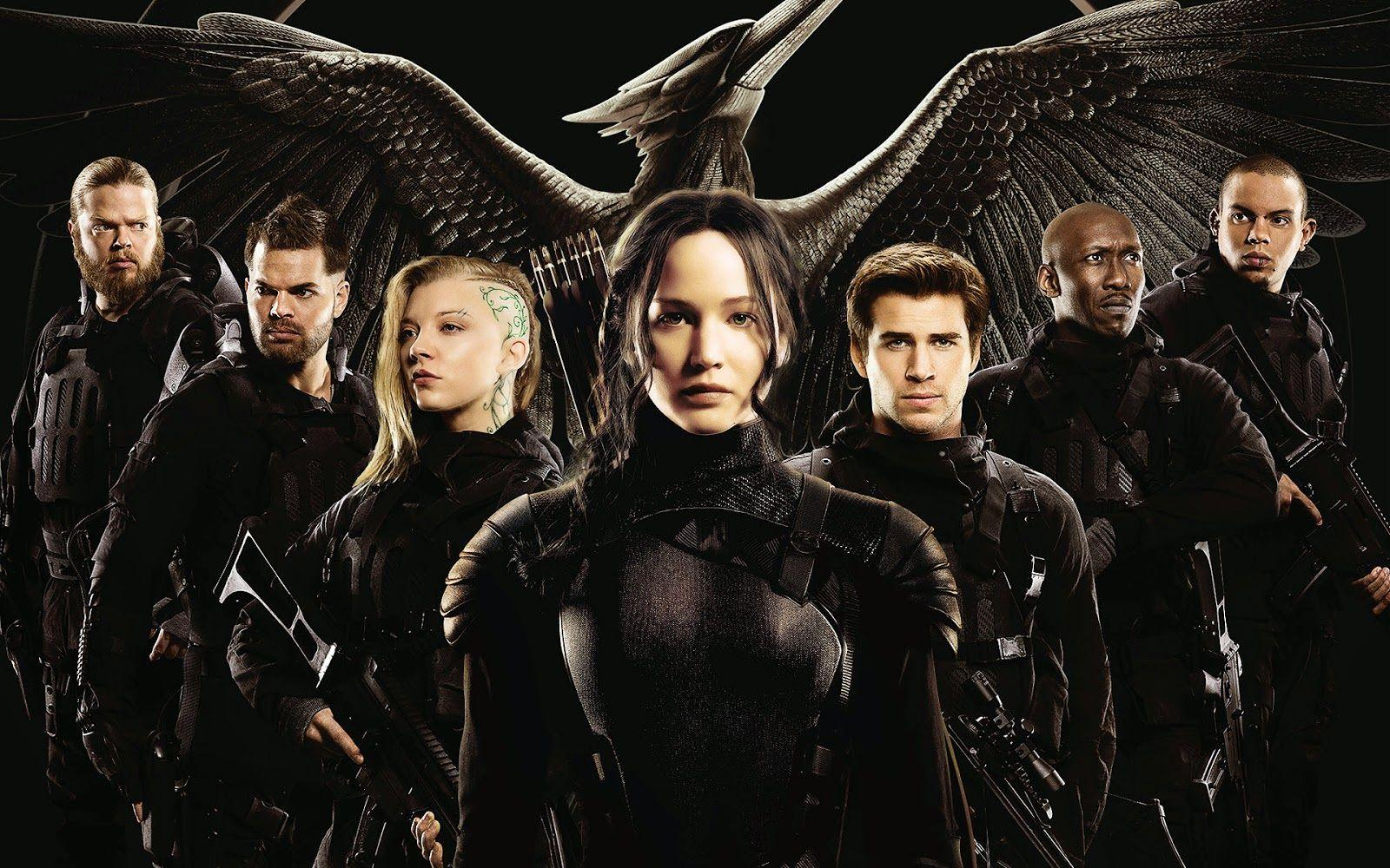 The Hunger Games Mockingjay Part 2 Vividly Ends Film Series