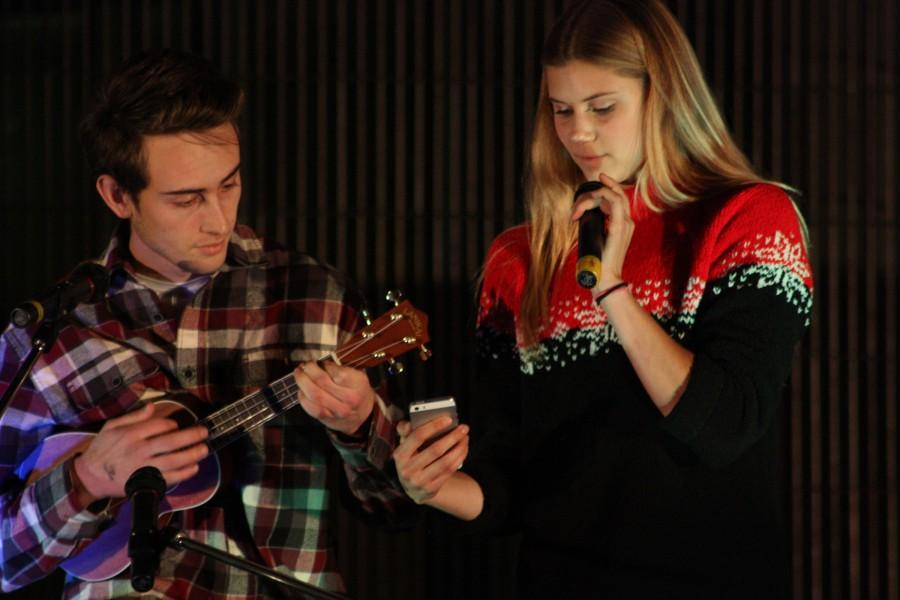 Third Annual Coffeehouse spotlights singers, songwriters, musicians